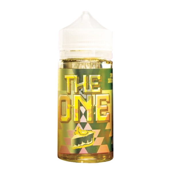 100mL - The One - Lemon Cake by Beard - 03mg
