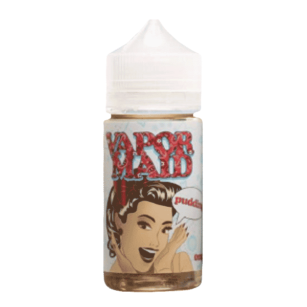 100mL Vapor Maid by Beard Vape - Pudding  - 06mg