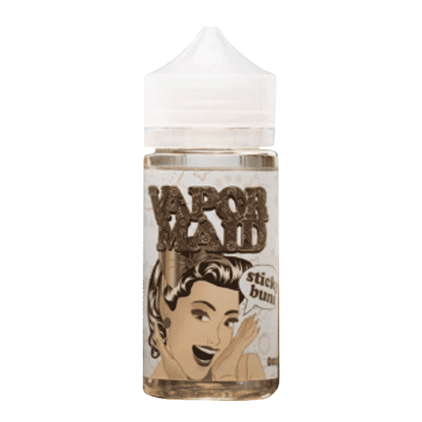 100mL Vapor Maid by Beard Vape - Sticky Buns - 00mg - Zero