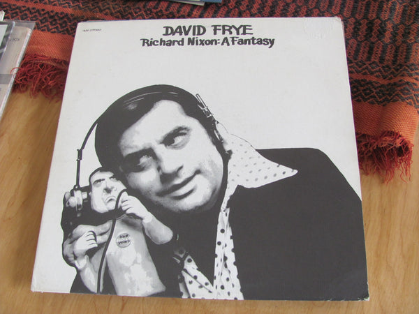LP - David Frye''s Richard Nixon: A Fantasy
