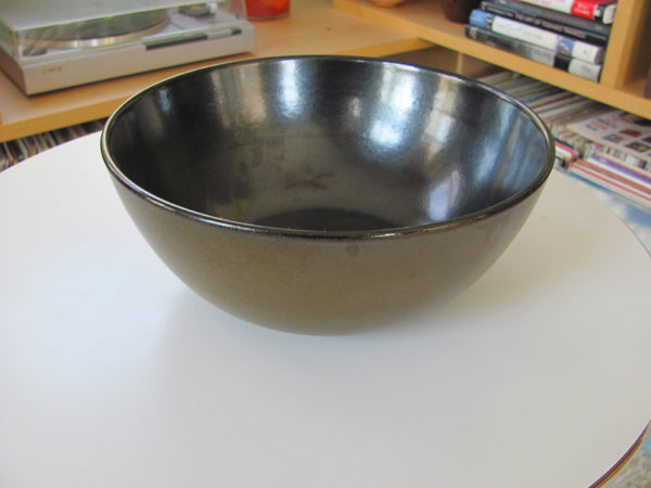 Ceramic: Heath Ceramic Serving Bowl   Free Shipping.