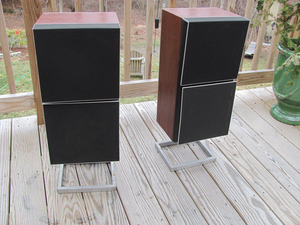 Speakers: Pair of Bang & Olufsen, Beovox Speakers