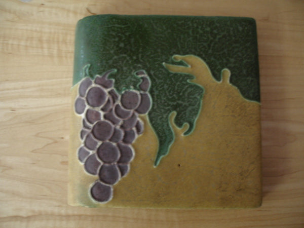 Ceramics: Owens Pottery Tile