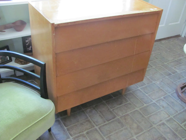 Storage: Florence Knoll Three Drawer Bureau
