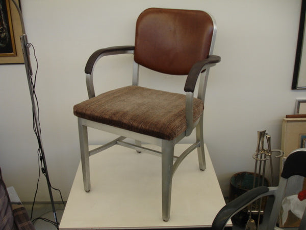 Chair: Knoll - Art Metal Arm Chair Knoll