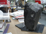 Sculpture: Black Stone Sculpture
