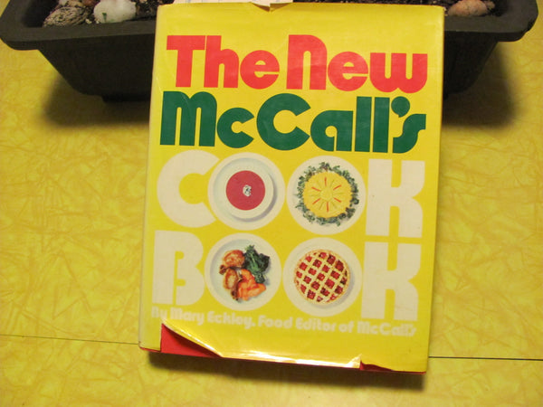 Book: The New McCall''s Cookbook