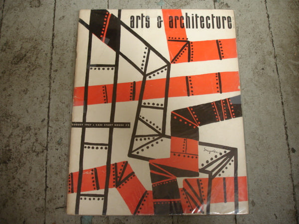Book: arts & architecture, August 1947