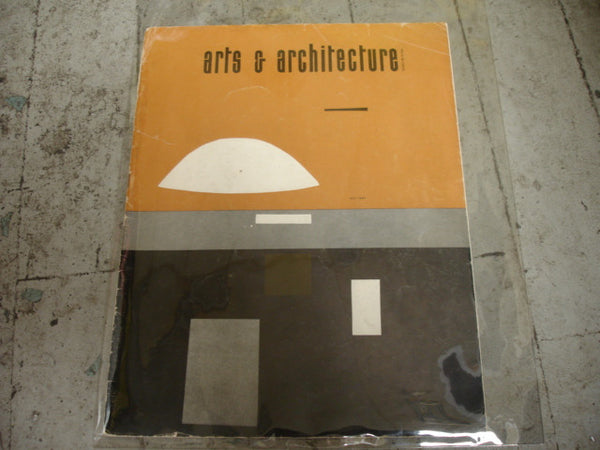 Book: Arts & Architecture, May 1953