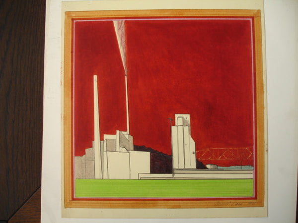 David Lang, Industrial Landscape