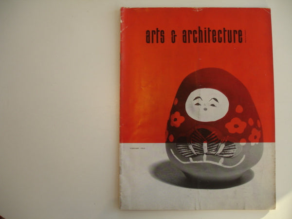 Book: arts & architecture, February 1954