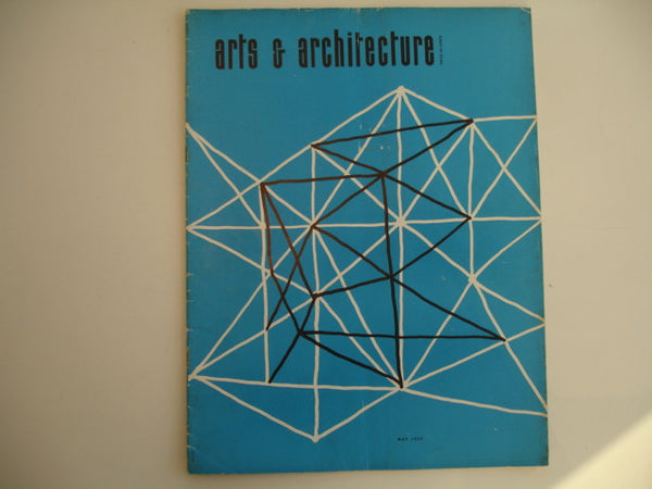 Book: arts & architecture May 1954