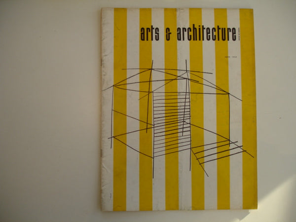 arts & architecture June 1954