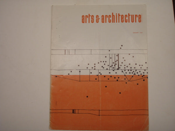 Arts & Architecture, Jan 1964