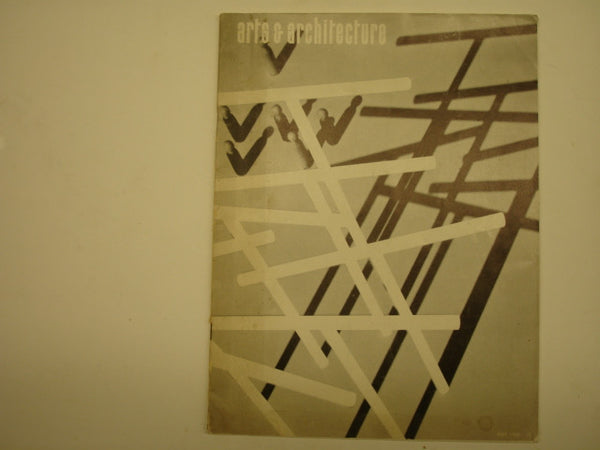 Book: arts & architecture, May 1965