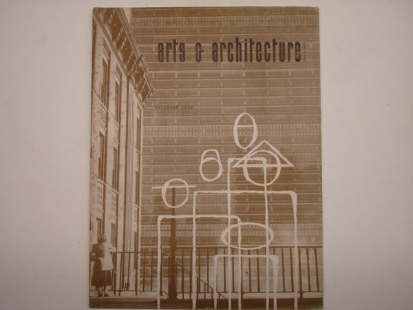 Book: Arts & Architecture, December 1950