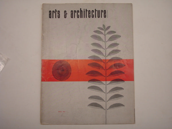 Book: Arts & Architecture, April 1951