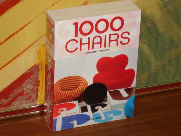 BOOK: 1000 Chairs by Peter and Charlotte Friel