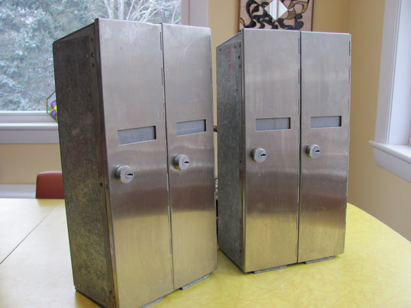 Metal Mail Boxes