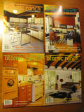 MAG: Complete 2010 Atomic Ranch 4 issues  - Free Shipping