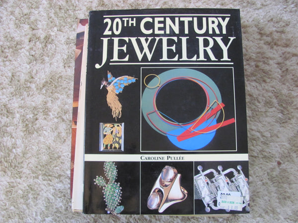 Book: 20th CENTURY JEWELRY by Caroline Pullee