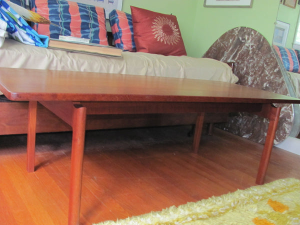Hans Wegner Teak Coffee Table / Bench