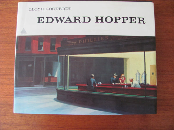 Book: Edward Hopper by Lloyd Goodrich