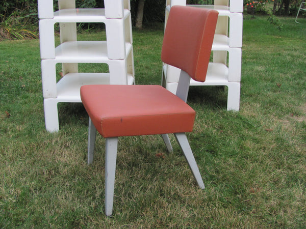 Chair: Goodform Aluminum Chair, General Fireproofing