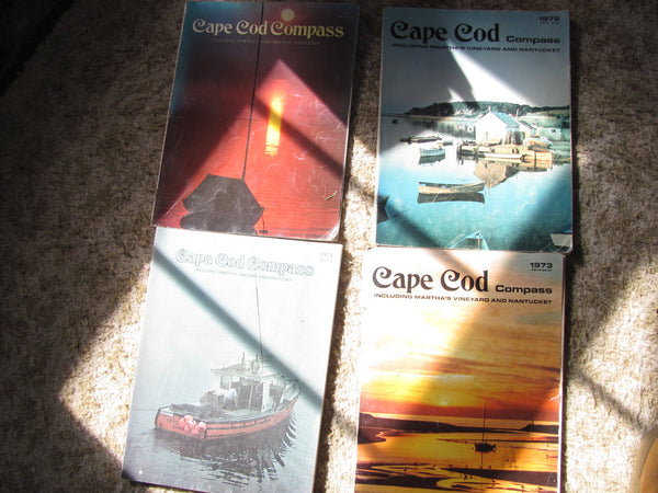 Book: Cape Cod Compass Magazine