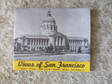 Book: Views of San Francisco, Tourist Booklet