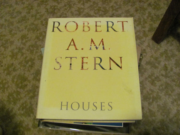 Book: Robert A. M. Stern - Houses