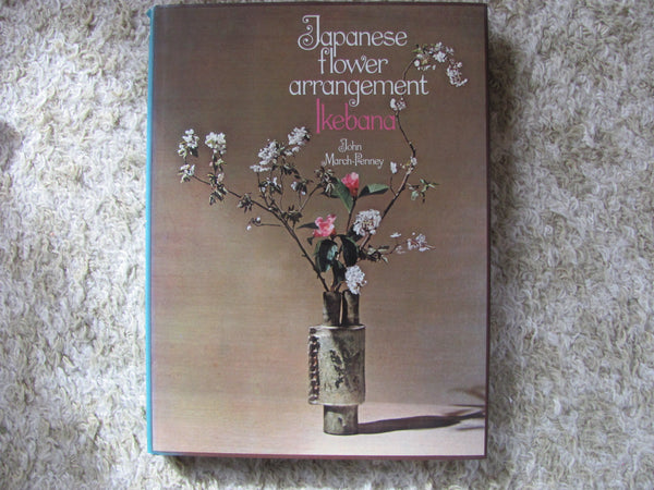 BOOK: Japanese flower arrangement Ikebana