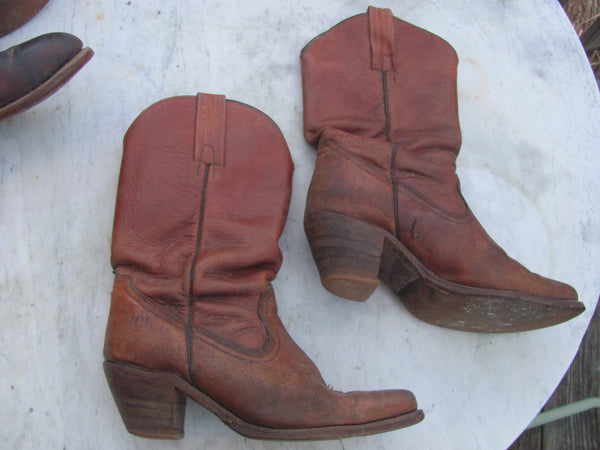 Clothes: Women''s 10 B Frye Boots Western - SOLD