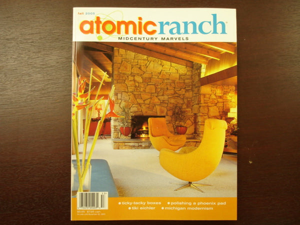 Book: Atomic Ranch # 7, Fall 2005