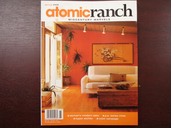 Book: Atomic Ranch #9, Spring 2006