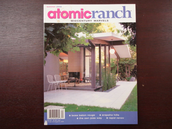Book: Atomic Ranch #10, Summer 2006