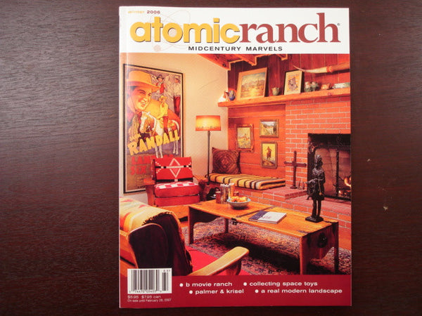 Book: Atomic Ranch #12 Winter 2006