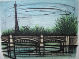 Art: Bernard Buffet Signed Lithograph