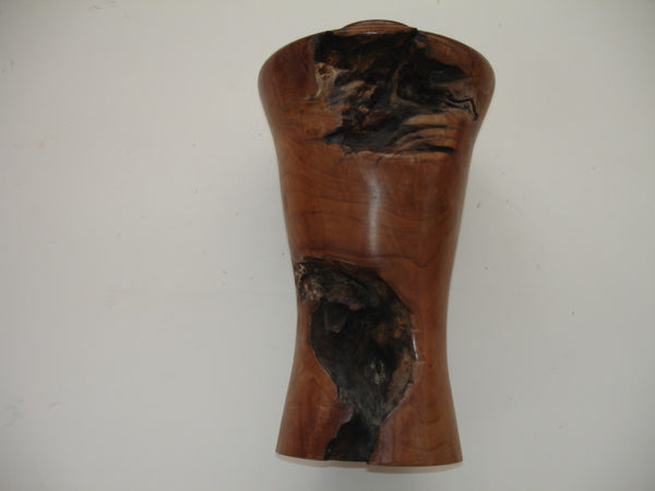 Sculpture: Burl Redwood Turning