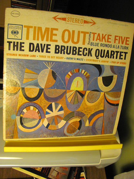 "LP - ""Take Five"" Dave Brubeck"