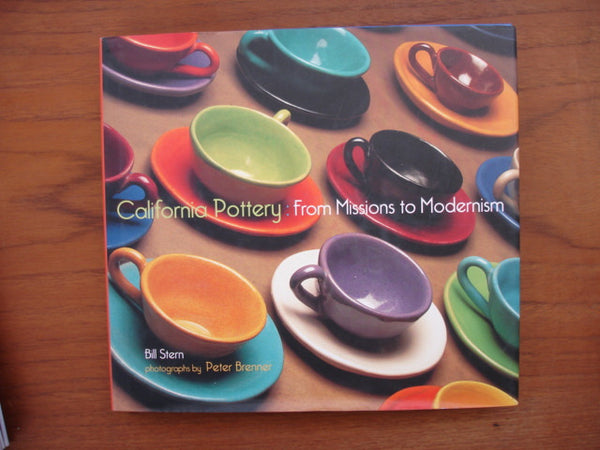 Book: California Pottery: From Mission to Modern
