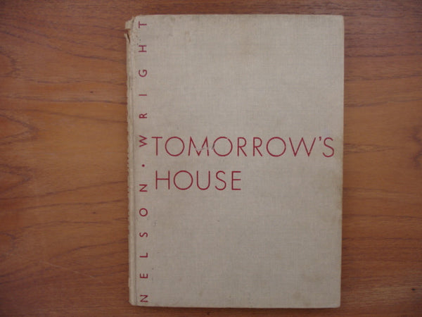 Book: Tomorrow''s House by George Nelson
