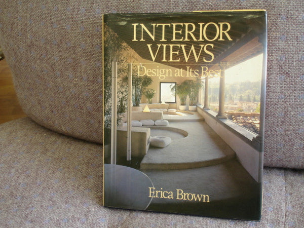 BOOK: Interior Views by Erica Brown