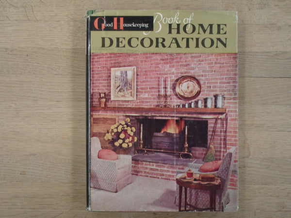 Book: Good Housekeeping's: Book of Home Decoration
