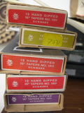 Dansk Tapers 1970''s Candles - Vintage