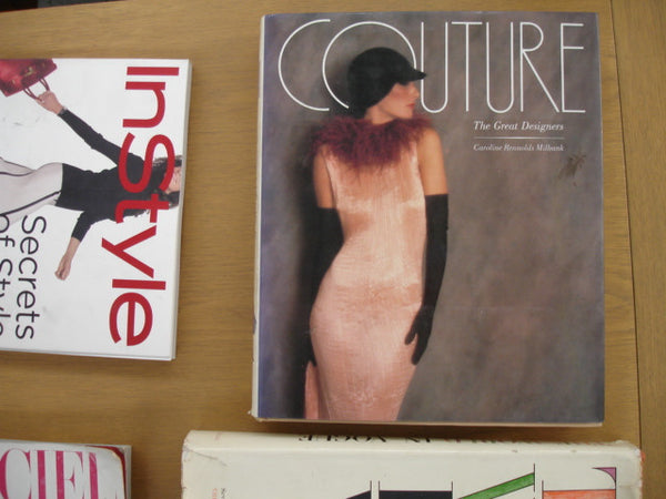 BOOK: Couture by Caroline Milbank.  Free shipping in the USA.