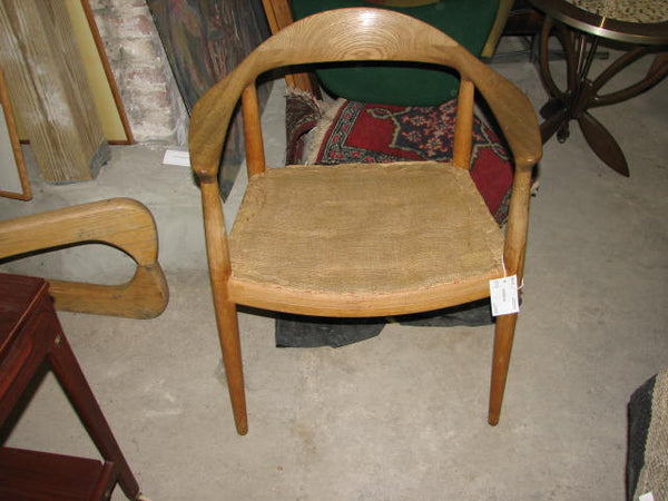 "Hans J Wegner ""The Chair"" for Johan Hansen  - SOLD"