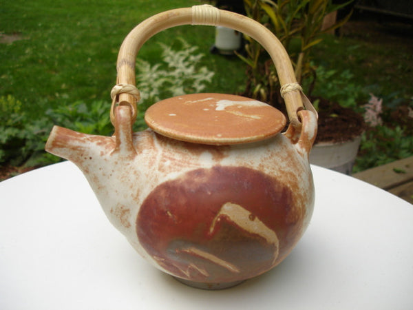 Tea Pot, Ceramic