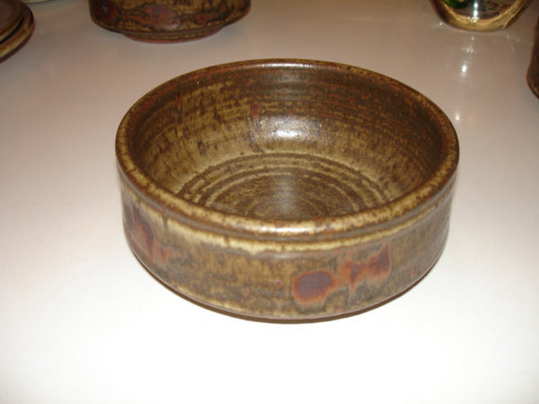 "Ceramics: V & O Heino Bowl 6.25"" Diameter  -  SOLD"