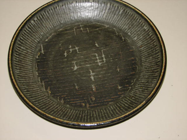 "Ceramics: Carl Harry Stalhane Plate for Atelier Rorstrand 10"" diameter"